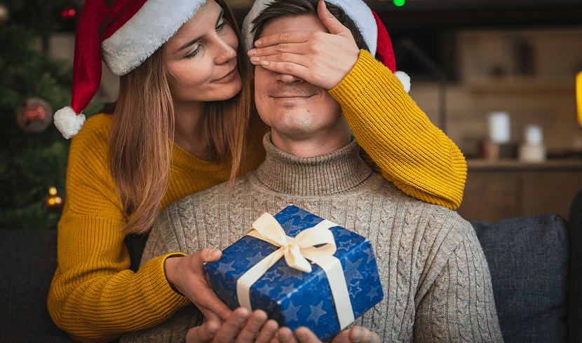 Idées cadeaux amoureuses à offrir à un homme pour Noël